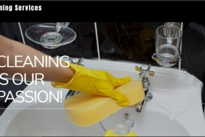 Test Website - A Fictional Cleaning Business Website Created With XPRS