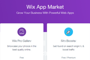App Market Home Page